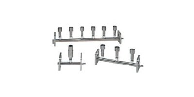 Vacuum Manifolds (PVC and Stainless Steel)