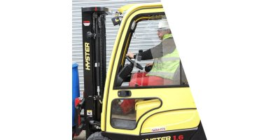 Explosion Proof Counterbalance Forklifts