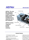 HEPAir - Cleanroom HVAC Units - Brochure