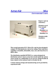 ArrayAir - Model Micro II - Environmental Control Unit - Brochure