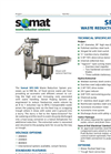 Somat - Model SPC-50S - Waste Reduction System - Datasheet