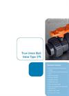 Model 375 - Ball Valve Brochure