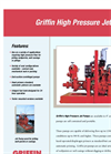 Griffin - High Pressure Jet Pumps Brochure
