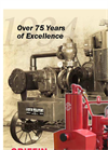 75 years of dewatering pumps you can trust
