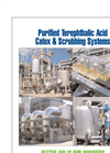 Purified Terephthalic Acid Catox & Scrubbing Systems Brochure (PDF 1.14 MB)