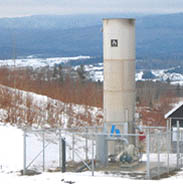 Landfill Gas Flares