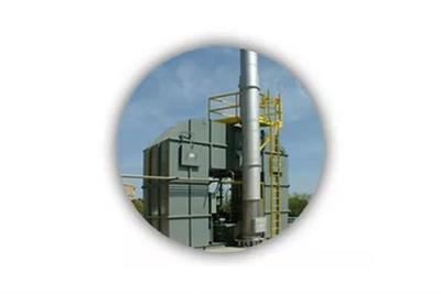 AirScience - Model RTO - Regenerative Thermal Oxidizers