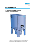 A complete integrated filtrationsolution for the work shop brochure (PDF 386 KB)