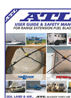 USER GUIDE & SAFETY MANUAL FOR RANGE EXTENSION FUEL BLADDERS- Brochure