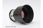 Long Range Lens 7.3° (75mm f/1.2 Lens) for Optical Gas Imaging Camera