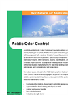 Acidic Odor Control Brochure