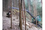 Neuson Ecotec - 182HVT - Harvester For Thinning And Clear-Cutting
