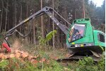 Neuson Forest - Model 183 HVT - All Round Harvester