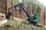Neuson Forest - Model 243 HV / HVT - Felling Harvester