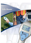 Gas-Rover Catalytic Combustion Sensor Brochure