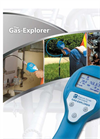 Gas Explorer Natural Gas Detectors Brochure