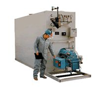 Bryan Compliance+ - Model LX Series - Low Nox Water & Steam Boilers