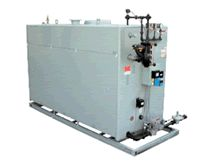 Bryan - Model K Series - Atmospheric Gas Water & Steam Boilers