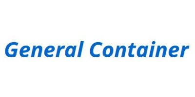 General Container Corp
