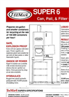 Super 6M Paint Can Crushers Brochure
