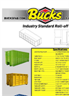 Fabricating Industry Standard Containers Box Brochure