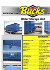Mini Frac Tank & Water Storage Container Brochure