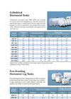 Assmann - Cylindrical Horizontal Storage Tanks Brochure
