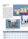 Plastic / Polyethylene Chemical Feed Stations - Brochure