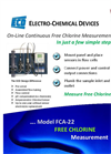 FCA-22 Free Chlorine Analyzer Brochure