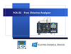FCA-22 Free Chlorine Analyzer Product Presentation