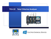 TCA-22 Total Chlorine Analyzer Product Presentation