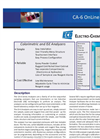 Colorimetric Analyzers Brochure