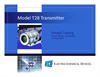 T28 Product Training Brochure