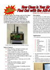 Model AA-3500 - Airborne Particulate Monitor Brochure