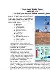 Model AS-2000 - Modular Weather Station Brochure