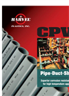 CPVC Industrial Pipe Brochure