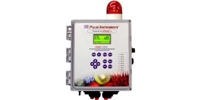 Pulse Instruments - Model EP500 - Advanced Wash Water Sanitizer Control