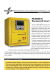 Model FX-8500C - Compound Loop Controller Brochure