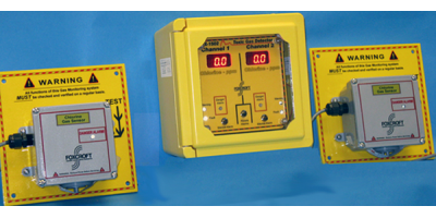 Model FX-1502  - Dual Channel Fixed Toxic Gas Detector