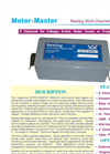 METER-MASTER - Model NEWLOG - Multi-Channel Data Loggers - Brochure
