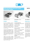 Model NPK 04 - Swing Piston Vacuum Pumps Brochure