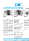 Micro Diaphragm Gas Pumps Brochure
