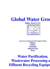 Global Water Group, Inc. Company Brochure