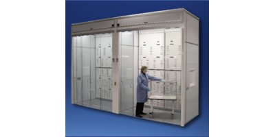 Floor Mounted Walk-in Hoods