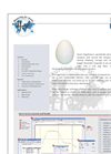 Egg Temp RH Temperature Data logger Brochure