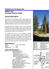 Packaged Weather Station Model 5381- Brochure