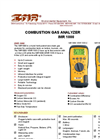 IMR 1000 1-3-Cell Hand-Held Flue-Gas Analyzer Brochure