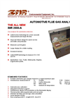 IMR 2800-A 3-6 Cell Portable Automotive Analyzer Brochure