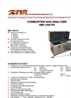IMR-1400-PS 2-4 Cell Flue-Gas Analyzer Brochure