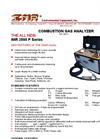 IMR 2000/2800P 4-8 Cell Flue-Gas Analyzer For Industrial App Brochure